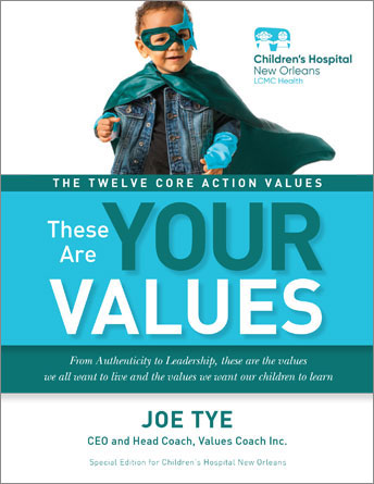 These Are Your Values